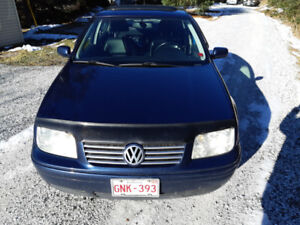 2001 VW Jetta VR6 only $1900