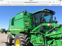 John Deere 9660WTS clean combine shedded,serviced ready to go