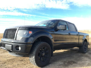 Blacked Out 2013 F150 5.0L