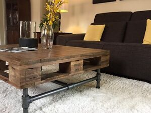 Mid-century modern, exclusive pallet coffee table Gatineau Ottawa / Gatineau Area image 2