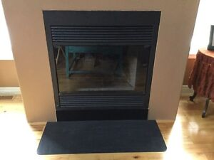 Sold PPU.      Security Fireplace SB36