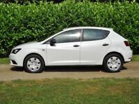 2015 SEAT IBIZA 1.2 S A/C Manual Hatchback
