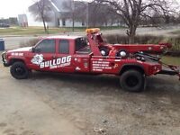 Bulldog towing and recovery