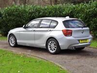 BMW 1 Series 116d 1.6 ed 5dr DIESEL MANUAL 2014/64