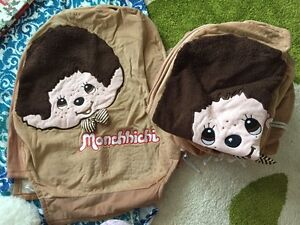 Set of 11 pieces Monchhichi winter car seat cover St. John's Newfoundland image 1