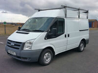 60 Plate Ford Transit 260 SWB Semi high roof Low mileage