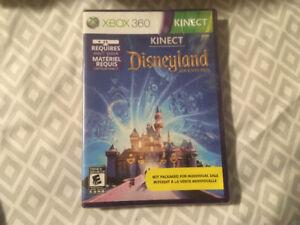 Xbox360 Disneyland adventures Kinect