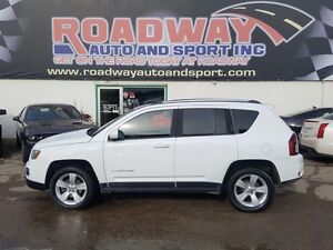 2014 Jeep Compass Sport 4WD Pst Paid