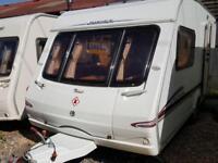 2005 Swift Charisma 230 2 Berth End Washroom Caravan