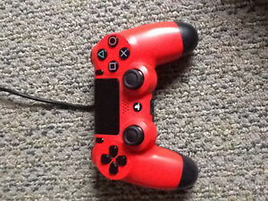 PS4-Red Controller