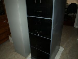 File Cabinet 4 drawer legal size
