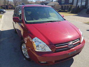 NEGOTIABLE - 2006 Kia Sedona EX w/Luxury Pkg Minivan, Van