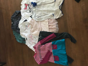 Girls clothes size 8