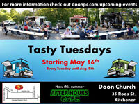 Market Night in Doon May 30