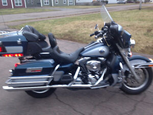 2002 Harley DAVIDSON ULTRA CLASSIC REDUCED TO 9800