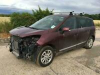 2012 Renault Grand Scenic 1.5 dCi Dynamique TomTom 7 DAMAGED REPAIRABLE SALVAGE