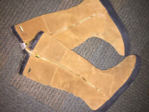 Cougar Fur Winter Boots