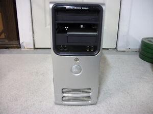 Dell Desktop Case With 305 watt Power-supply/Fan/Heat-sink/Dvd.