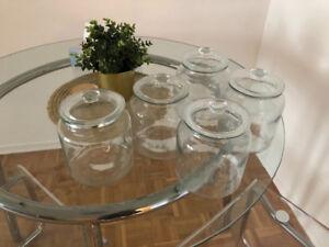 5 ikea vardagen jar with lid