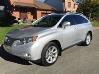2010 Lexus RX Touring package Navigation
