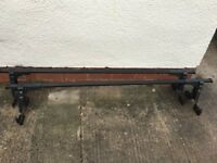 VAN ROOF BARS UNIVERSAL TRANSIT PLUS OTHERS