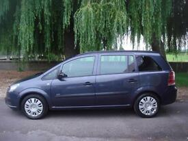 Vauxhall/Opel Zafira 1.6i 16v ( a/c ) 2007MY Life PAY AS YOU GO