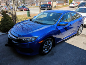 Lease Takeover 2018 Honda Civic LX