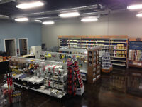 Retail Sales/Customer Service in Paint and Decor Store