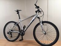 Carrera gents mountain bike new condition