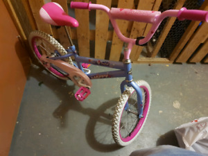 Girl's Bike For Sale (Barely Used)