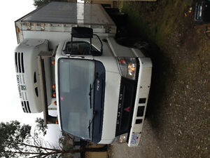 2005 Mitsubishi Other FE180 w. 16 feet Reefer Van Body Other