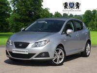 2010 10 SEAT IBIZA 1.4 SPORT 5D 85 BHP, STUNNING CAR, FULL HISTORY+LOW MILEAGE