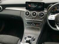 2020 Mercedes-Benz C-CLASS C 300 d AMG Line Cabriolet Auto Cabriolet/Roadster Di
