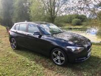 BMW 118 1.6 ( 170bhp ) Sports Hatch 2013MY i Sport