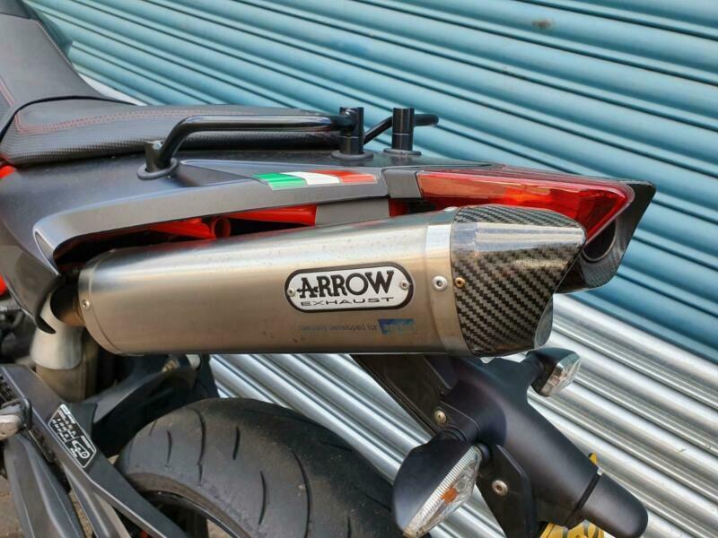 Aprilia Dorsoduro 900 - Matt Black - Arrow Exhaust, Gel Seat - Only 4900  miles | in Stapleford, Nottinghamshire | Gumtree