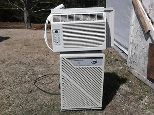 air conditioner and humidfier