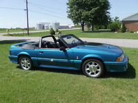 LIKE NEW FOR 1/3 OF PRICE MUSTANG COBRA CONVERTIBLE