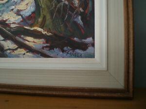 Donald Fraser oil painting Belleville Belleville Area image 2