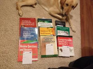 Textbooks for RVT/AHT