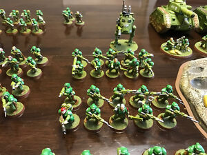 Warhammer 40k Imperial Guard Army For Sale London Ontario image 5