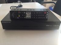 NFusion HD satellite Receiver