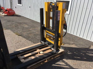 ORSI Three Point Hitch Fork Lift