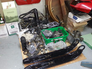 1991 Yamaha Exciter Snowmobile Parts