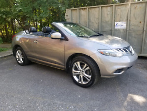 2011  Nissan Murano convirtible limited