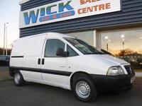 2007 Citroen DISPATCH D 815 ENTERPRISE Van Manual Small Van