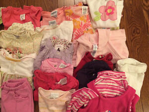 Girls clothing 3-6 mos.  Sold as a lot. London Ontario image 3
