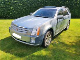 2009 Cadillac SRX4 7 seater SUV-74k miles- ULEZ compliant