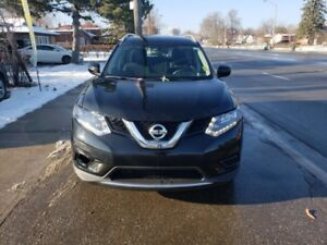 2016 Nissan Rogue FWD 4dr