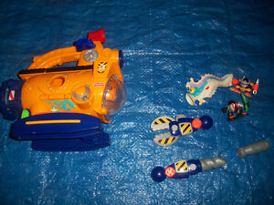 2 Fisher Price Play Sets