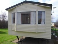 **Late Deal Caravan Available For Hire At Haven Craig Tara from Monday 24th - Friday 28th Now £150